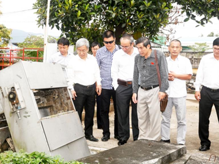 HĐND tỉnh Khánh Hòa: Giám sát môi trường tại Cam Lâm