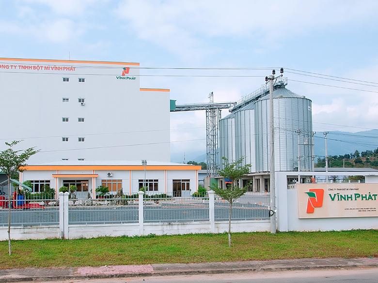Công ty TNHH Bột Mì Vĩnh Phát
