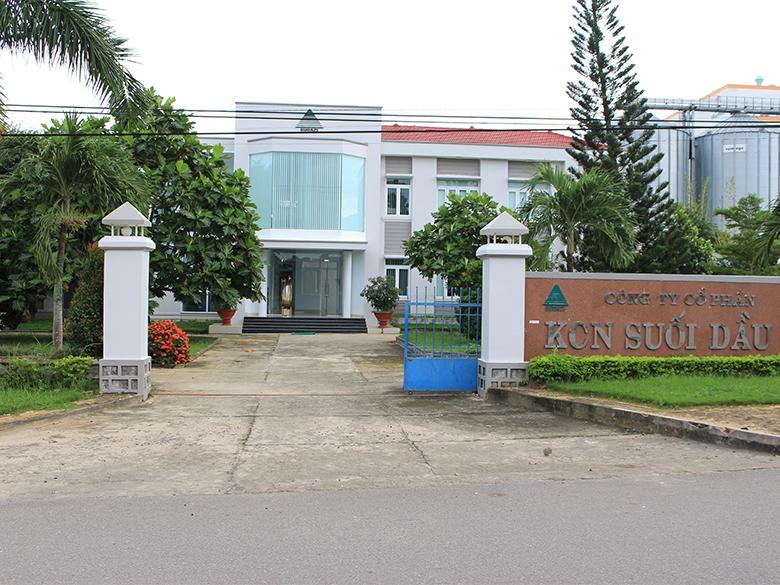 Công ty cổ phần KCN Suối Dầu
